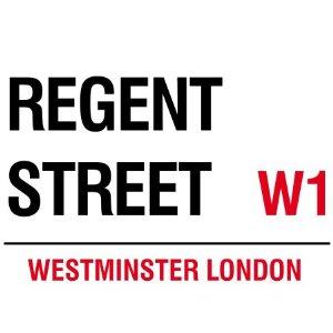 Regent Street Shopping