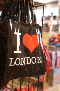 I Love London Souvenirs