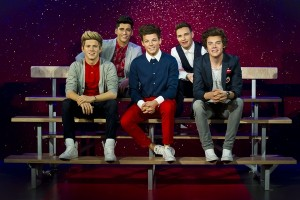 One Direction wax Museum